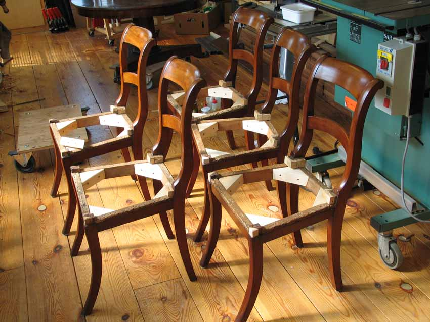 Antieke stoel restaureren den haag amsterdam rotterdam leiden delft