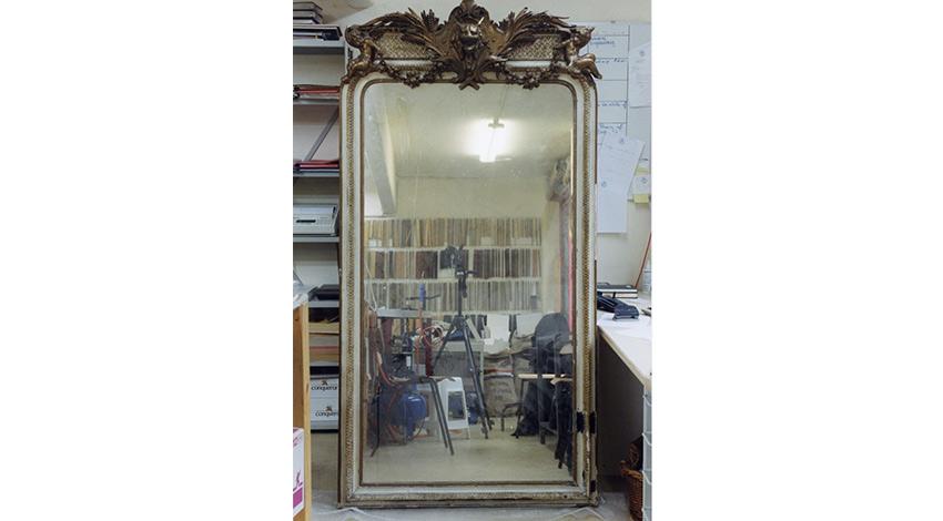 bladgoud vergulding spiegellijst (1)
