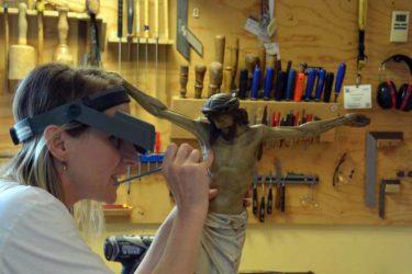 Restauratie Crucifix Kruisbeeld Zo goed als nieuw SBS6 (13)