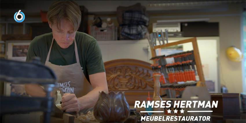 Meubelrestauratie Ramses Hertman
