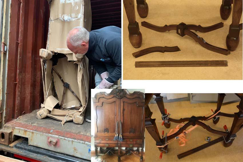verhuisschade offerte schadeherstel meubel